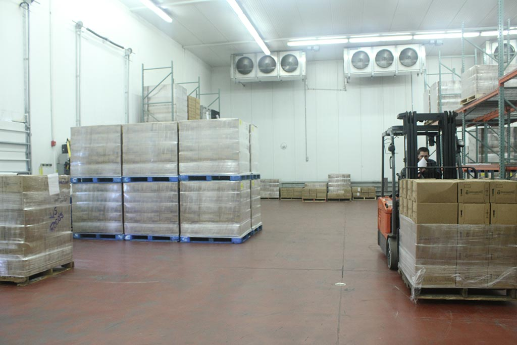 Cold Storage Warehouse Services in India